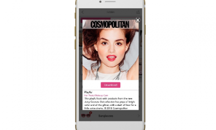 YouCam teams up with Cosmo for first print-to-digital virtual beauty experience