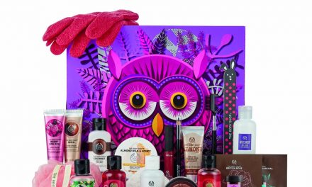 The Body Shop 2018 Advent Calendar