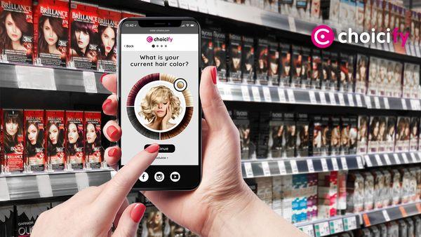 Henkel Beauty Care develops mobile color consultation program Choicify