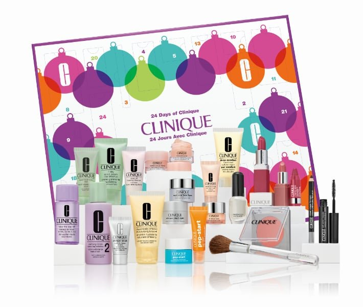 Clinique 2018 Advent Calendar