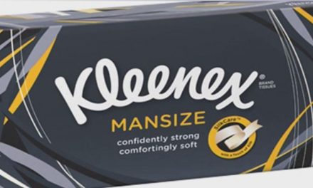 Kimberly Clark eschews sexist label with 'extra-large' tissue rebrand