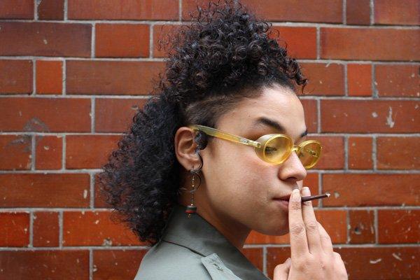 Consumer Street Style| Kinky Curls | October 2018