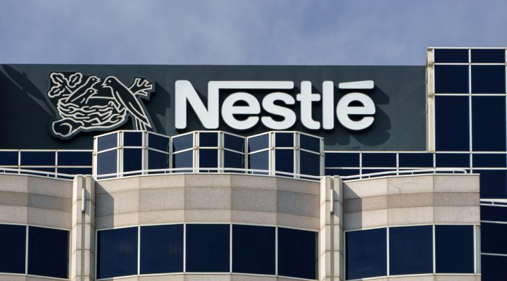 Nestle SA looking at possible sale of skincare unit