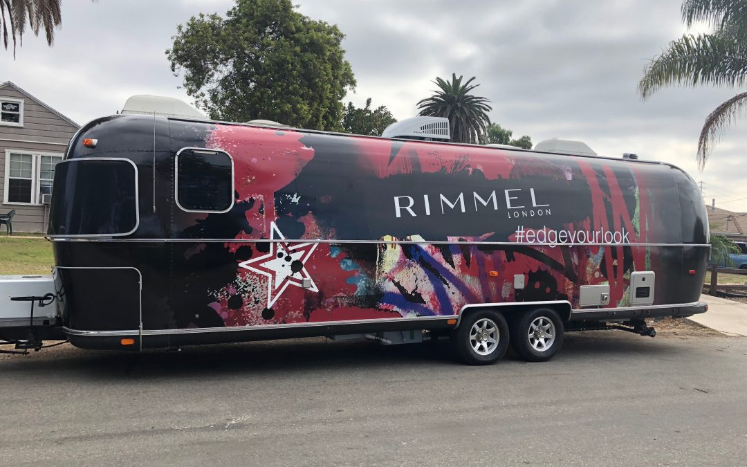 Rimmel launches (Street) Art of Beauty immersive live tour