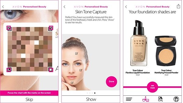 Avon launches digital tool for reps; enter the Personalised Beauty App