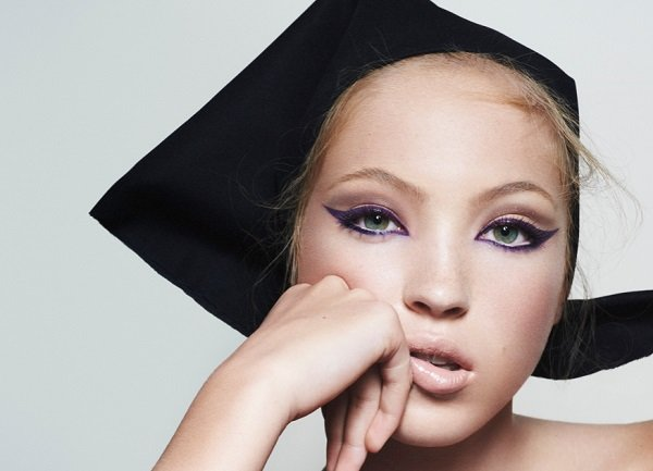 Like mother, like daughter: Lila Moss named as new face for Marc Jacobs Beauty
