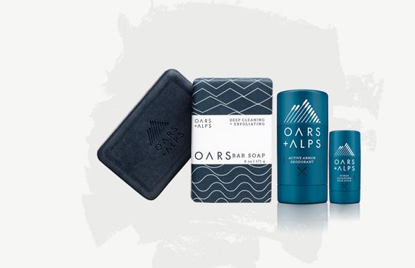 Ulta makes eyes at men's grooming market; Oars + Alps hits shelves