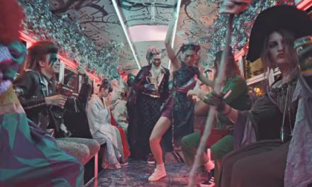 Shiseido creates trend-led video to target Halloween consumer