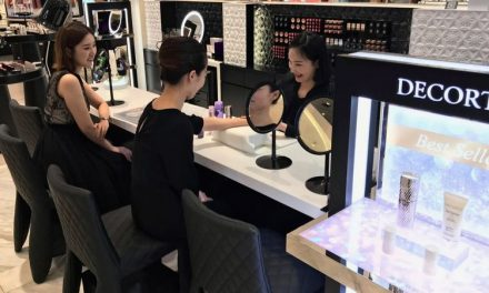Chinese tourists increase Japanese beauty export sales