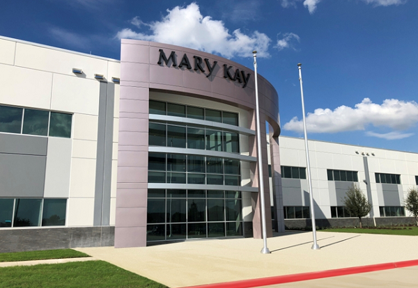 Mary Kay debuts US$125 million Lewisville facility