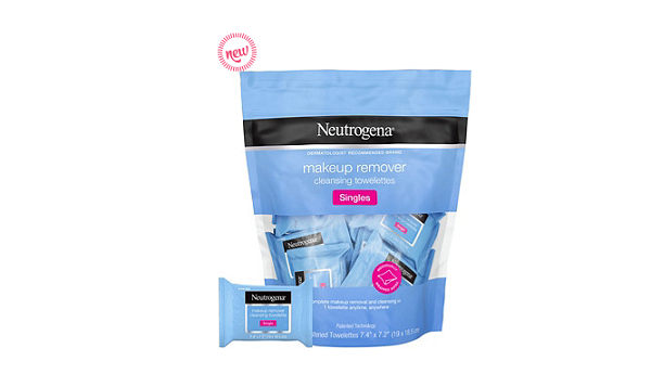Neutrogena launches individually wrapped wipes – and we're confused