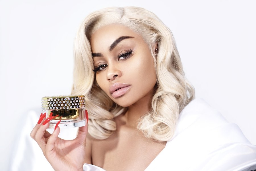 Reality star Blac Chyna receives backlash for Nigerian skin whitening cream collaboration