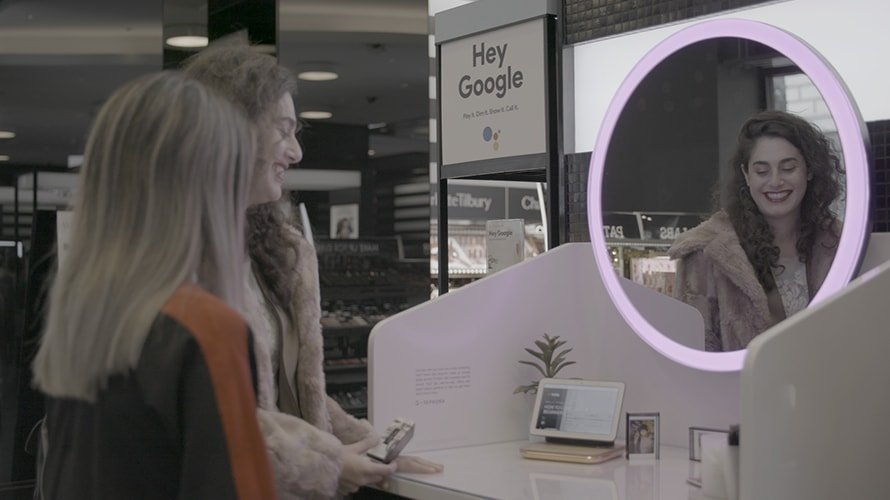 Sephora partners with Google to launch content on Google Home Hub