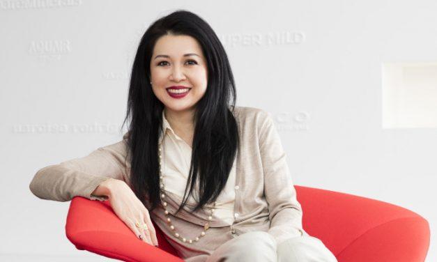 Shiseido appoints Morgan Tan SVP Prestige Brands Division China