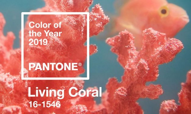 Pantone's color of the year Living Coral aligns with environmental focus
