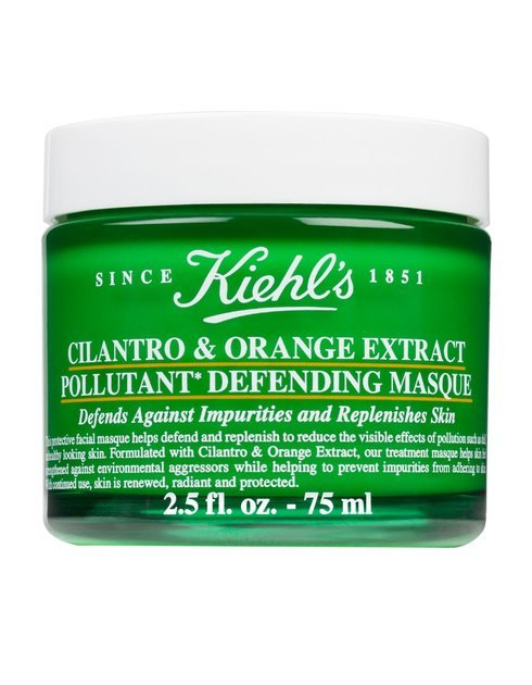 Kiehs Cilantro & Orange Extract Pollutant Defending Masque