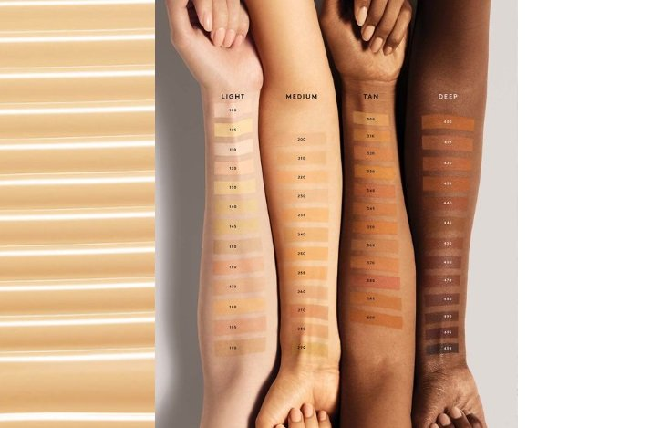 50 shades: Fenty launches 'unprecedented' concealer range