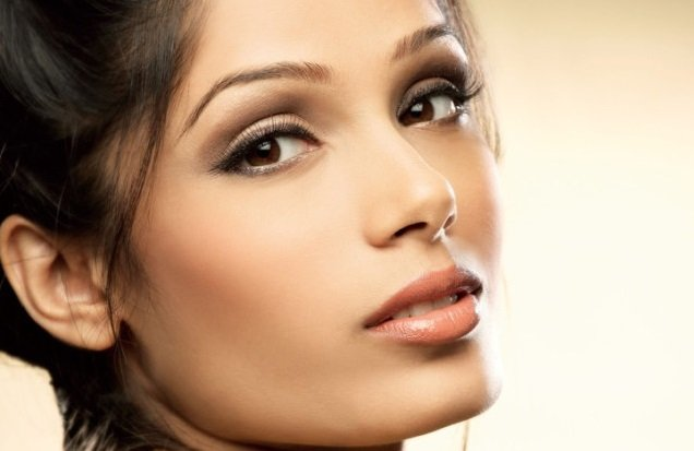 They did lighten my skin: Frieda Pinto insists L'Oréal digitally altered her skin tone
