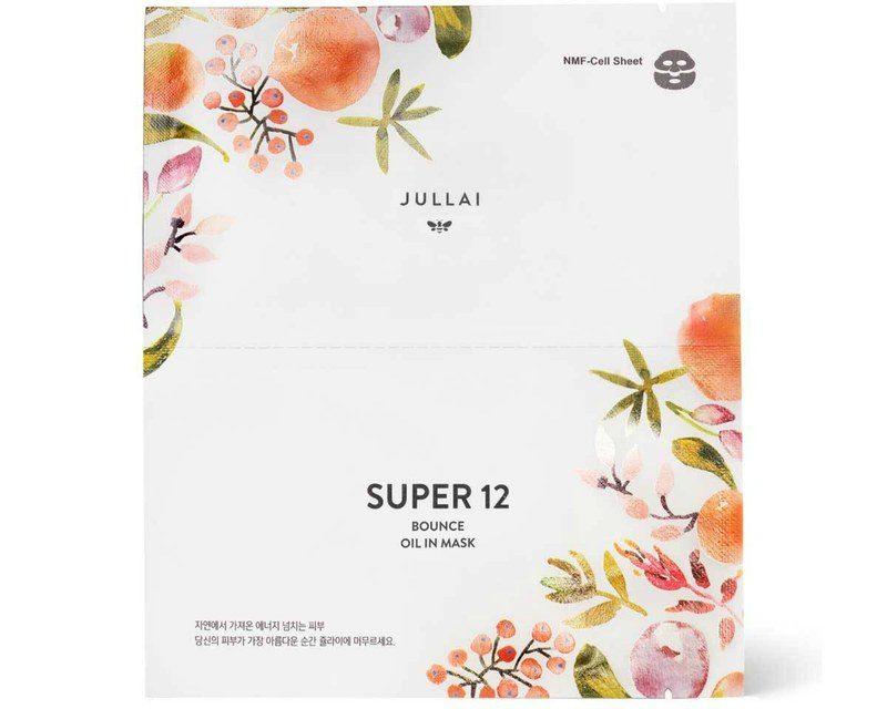 Jullai – Super 12 Bounce Oil In Mask