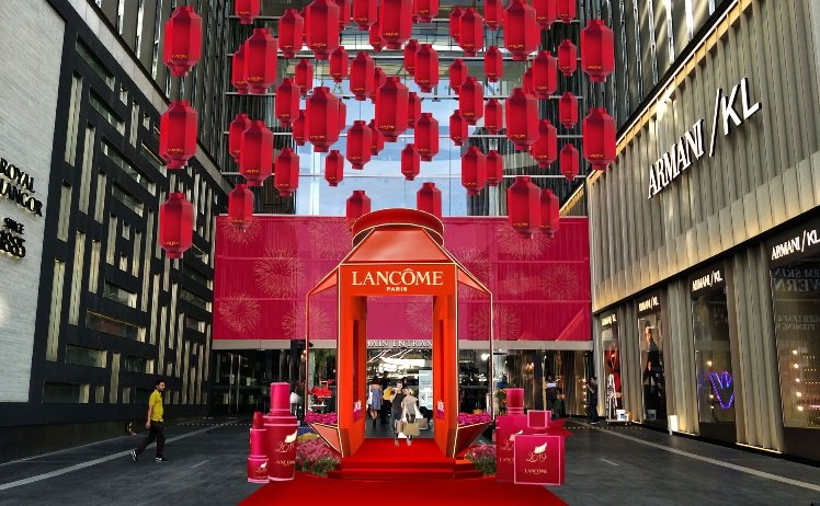Lancôme sees in Chinese New Year with Wish Big campaign