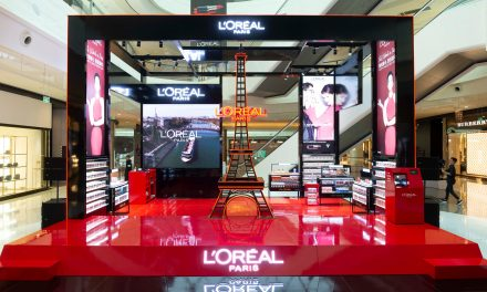 L'Oréal Paris makes a splash with travel retail pop-up in Haitang Bay
