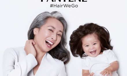 Something old, something new: Meet Pantene Japan's new ambassadors – yes, one is a baby