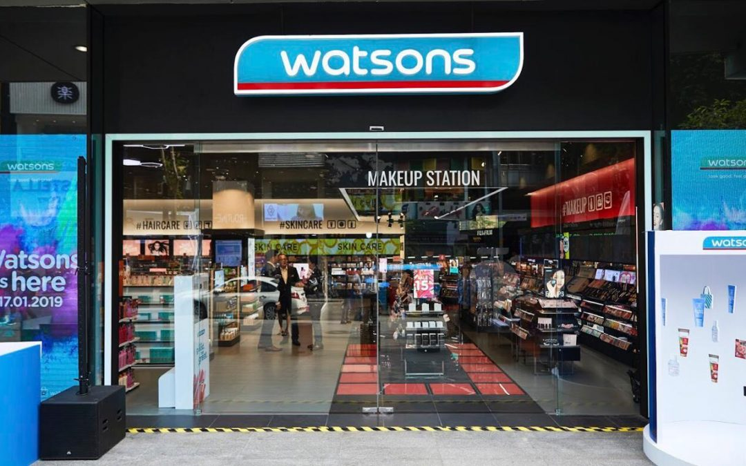 AS Watson opens first Vietnam store; plans 50 more