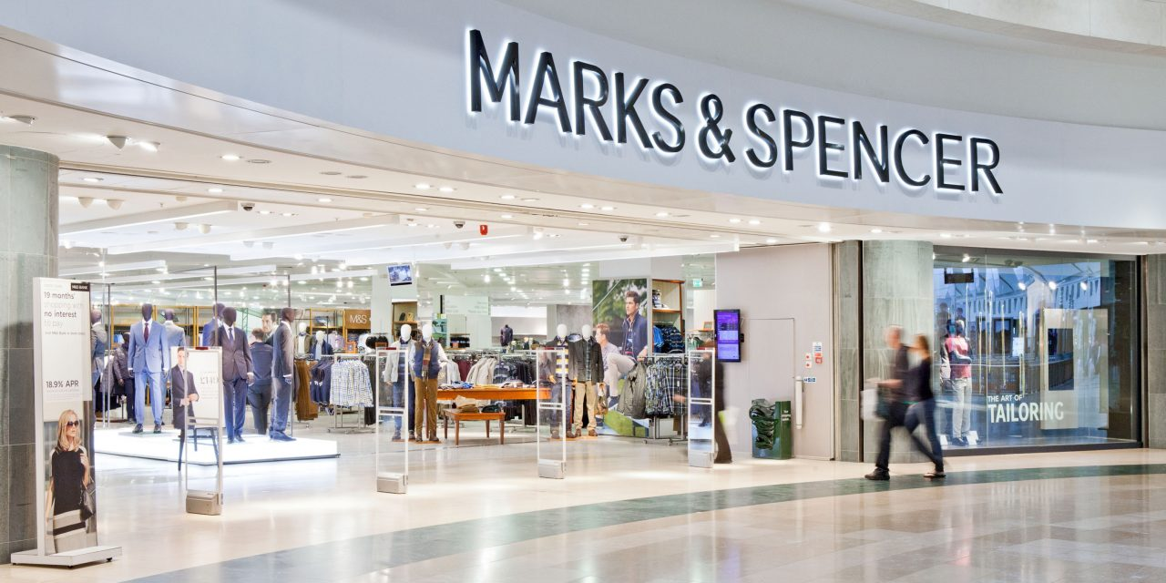 Bring it back: Marks & Spencer installs collection point for 'non-recyclable' plastic