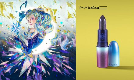 MAC and Tencent mobile gaming collaboration a roaring success as limited-edition lipsticks sell out