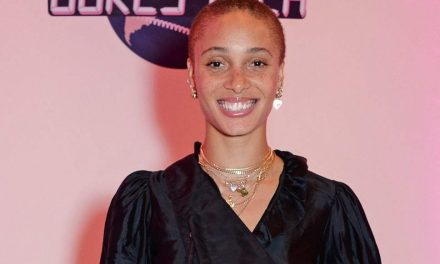 Supermodel Adwoa Aboah's Gurls Talk to launch self-care make-up kits with Revlon