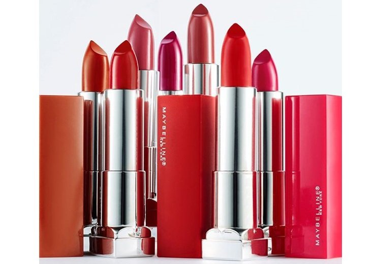 Money where your mouth is: Maybelline says new lipstick range will suit EVERYONE or it'll issue a refund