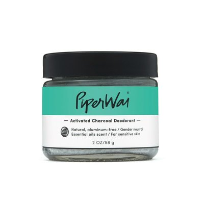 Piperwai Natural Deodorant Jar