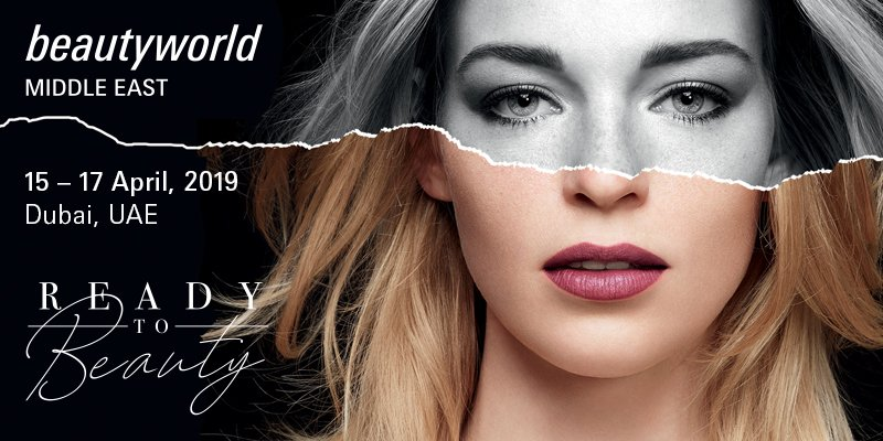 Latest shades of beauty for varied skin tones and hair texture under the spotlight at Beautyworld Middle East 2019