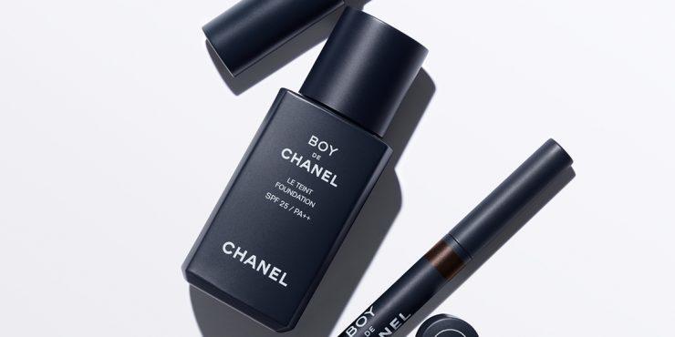 Chanel takes male make-up brand Boy de Chanel to Hong Kong