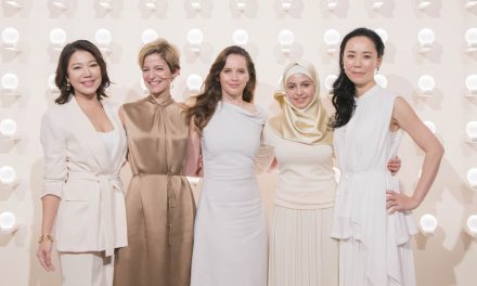 Cle de Peau Beaute jumps on the CSR train with Power of Radiance program