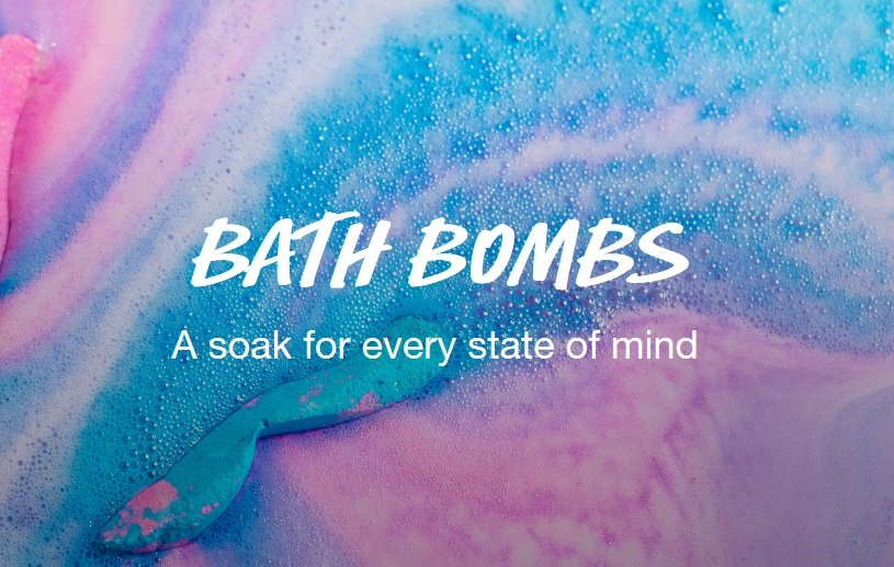 Lush debuts digital packaging at SXS conference