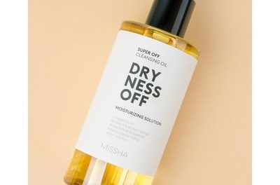 Missha Super Off Cleansing Oil