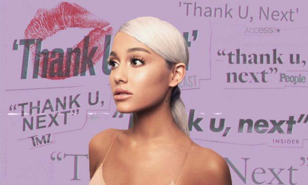 Thank U, Next: Ariana Grande files beauty trademark