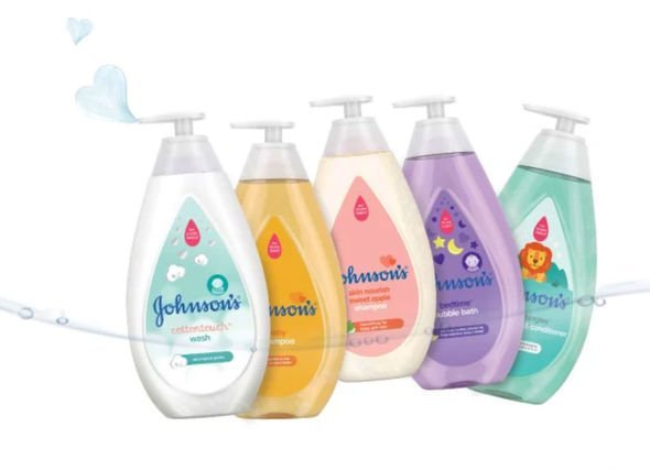 Johnson & Johnson shakes off talc scandal with relaunch of baby range