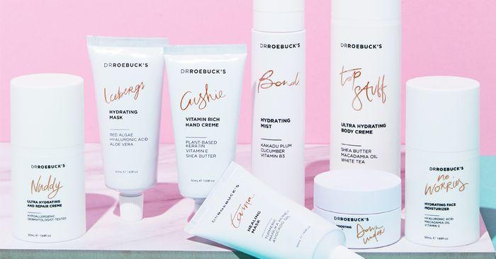 Unilever Ventures invests in Australian skin care company Dr Roebuck's