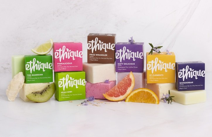 Watch out Lush! Kiwi zero waste brand Ethique lands in the UK