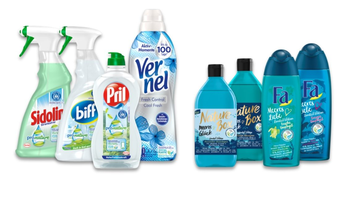 Henkel to launch Social Plastic packaging for Beauty, Laundry & Home Care divisions