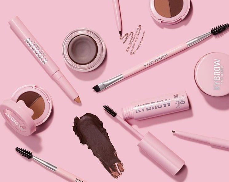 Enter the Kybrow: Kylie Cosmetics launches eyebrow range
