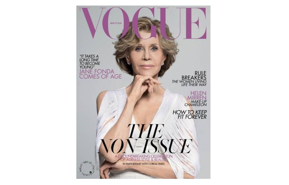 L'Oréal Paris partners with Vogue on special edition for over 50s