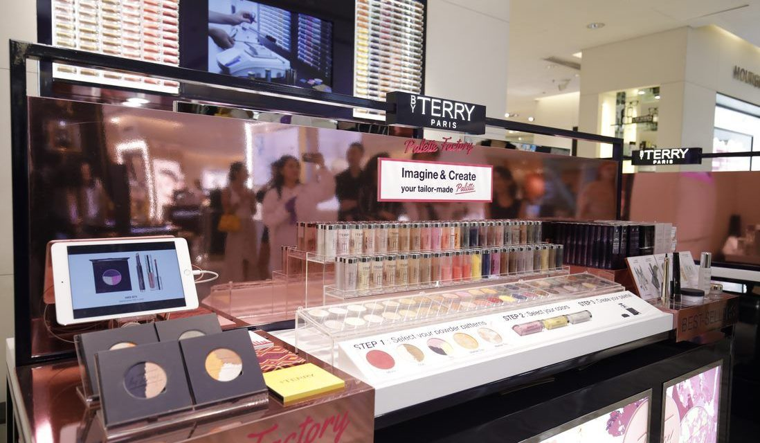 By Terry brings bespoke make-up to Hong Kong with first Palette Factory launch