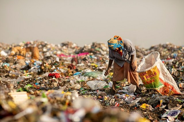 The Body Shop launches first Community Trade recycled plastic