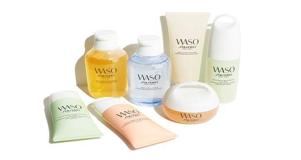 Shiseido relaunches superfood-inspired skincare range Waso