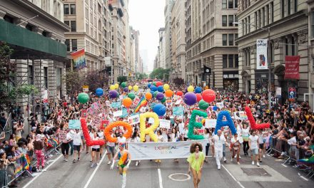 L'Oréal USA launches March for Me Campaign for WorldPride 2019