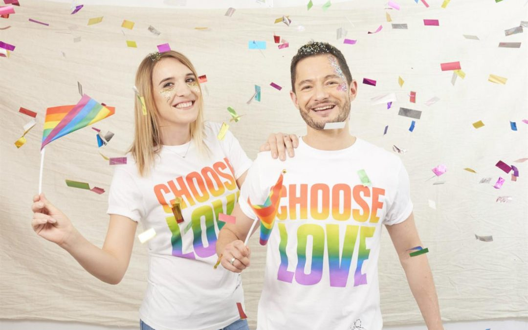 Unilever champions gender diversity with campaign featuring transgender couples