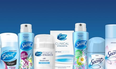 Procter & Gamble cost saves by taking Secret deodorant brand in-house